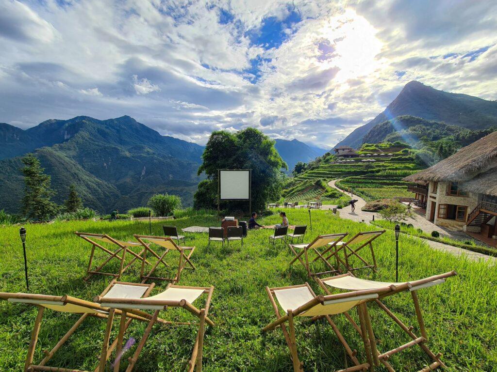 Những rạp chiếu phim có không gian đỉnh của chóp tại Việt Nam